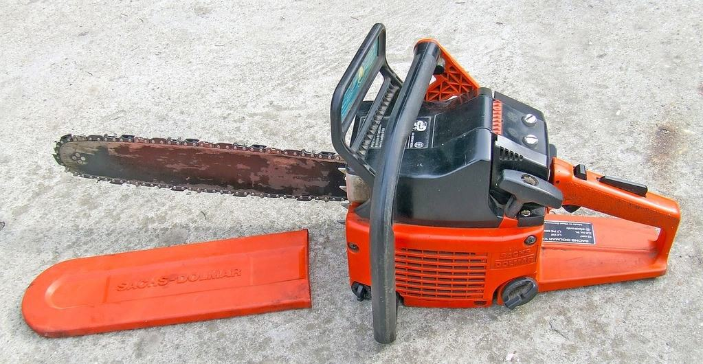 can i put a longer bar on my chainsaw